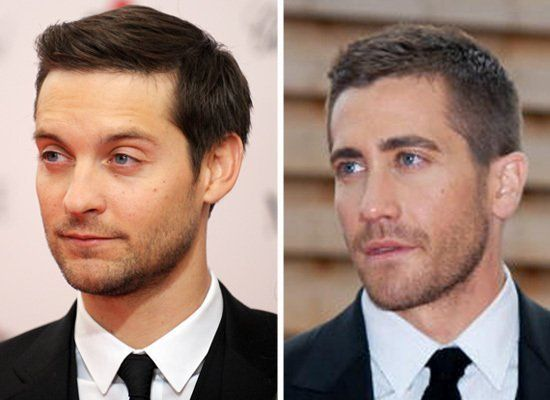 Tobey Maguire & Jake Gyllenhaal