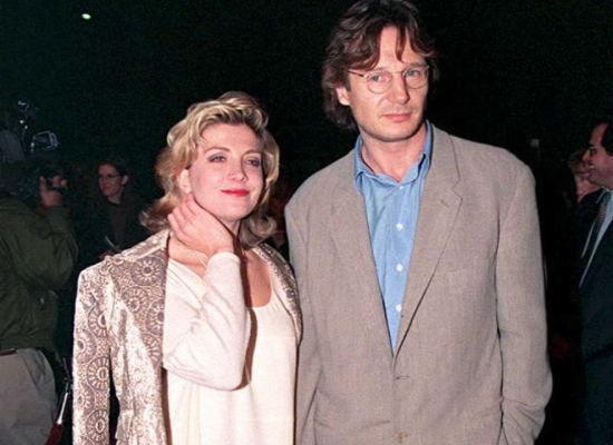 Natasha Richardson And Liam Neeson In Pictures Photos