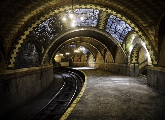 City Hall Subway Stop