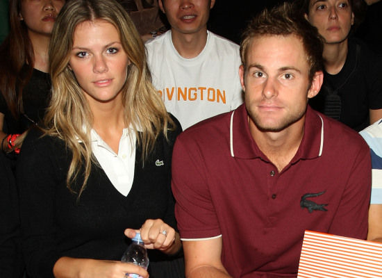 Andy Roddick And Fiancee Brooklyn Decker: Who's Hotter? (PHOTOS, POLL)