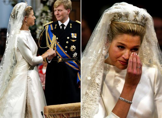 Royal Wedding Dresses: The Bad And The Beautiful (PHOTOS