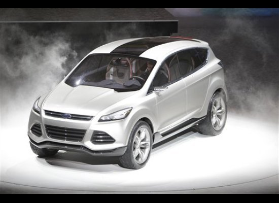 Ford Vertreck Concept, IMG Link from Huffington Post