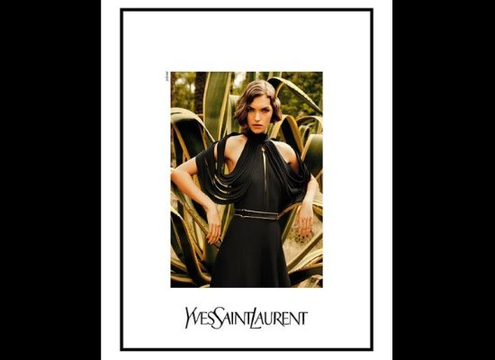 Arizona Muse, New Face Of YSL, Used To Shill For Heated ...