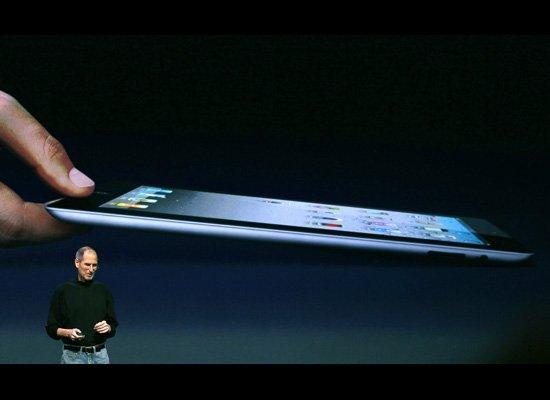 『IT』乔帮主加持iPad2面世 13大新特点图着看 - JuliaD - 每日小抄在网易