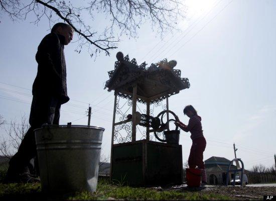 『图说』世界水日说缺水 全球18大最缺水国家(图) - JuliaD - 每日小抄在网易
