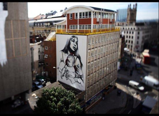 """See No Evil"" Arte callejero - Bristol"