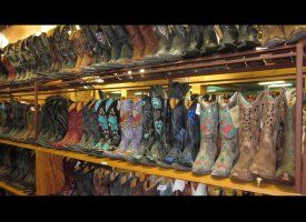 Where to buy cowboy boots in austin