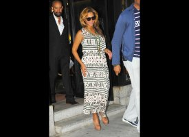 Oprah's Gift To Blue Ivy Carter, Beyonce's Daughter: Trunk Full Of Books