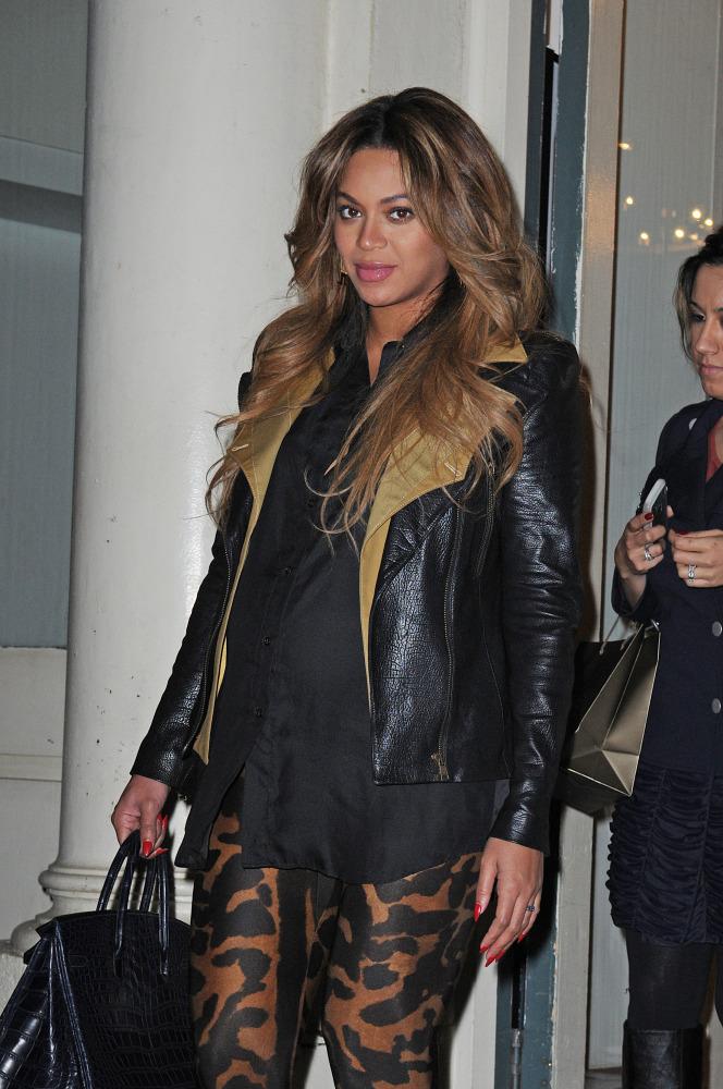 Beyonce's Blue Ivy Sonogram: Singer Shares Struggles Of ... Beyonce Pregnant