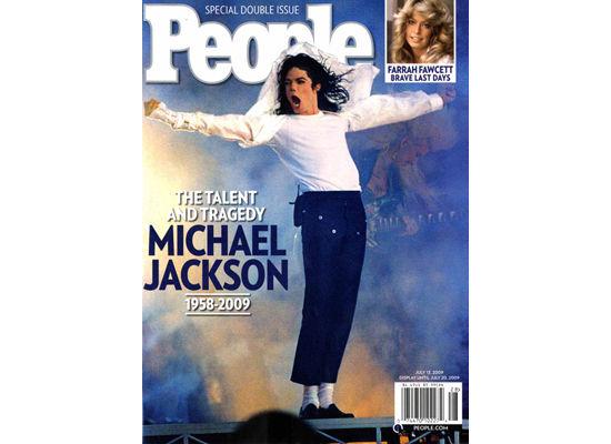 michael jackson magazine cover