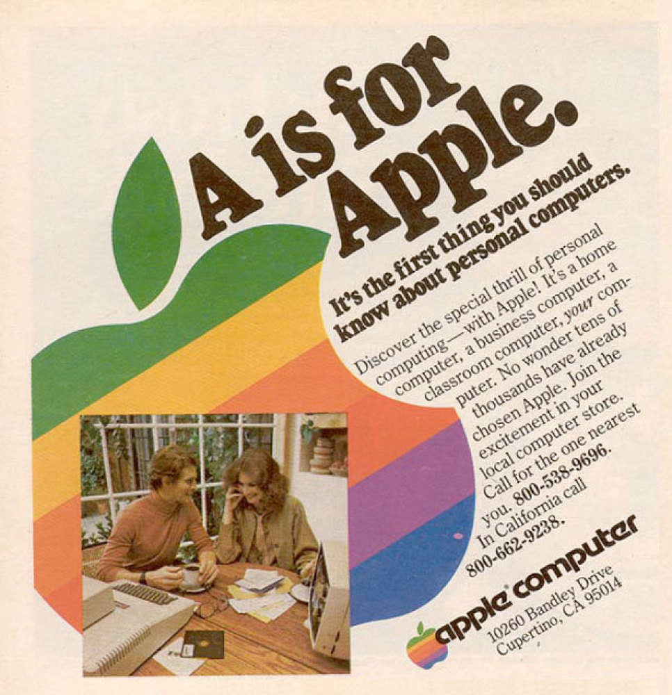 Apple's Greatest Ads: The First Thirty Five Years (PHOTOS