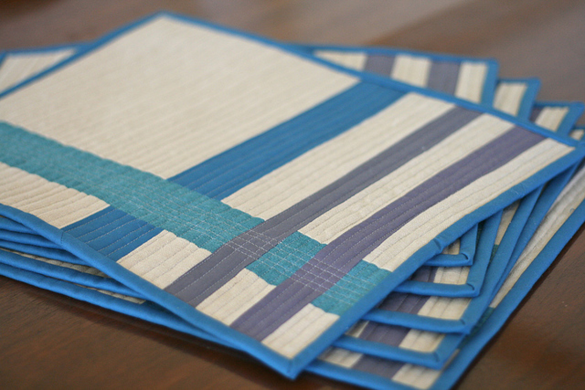 13 Ways To Make Your Own Placemats Photos Huffpost