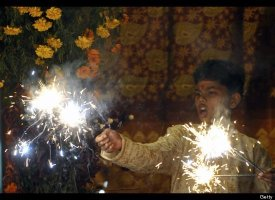 Diwali, Hindu Festival Of Lights Goes Mainstream In North America