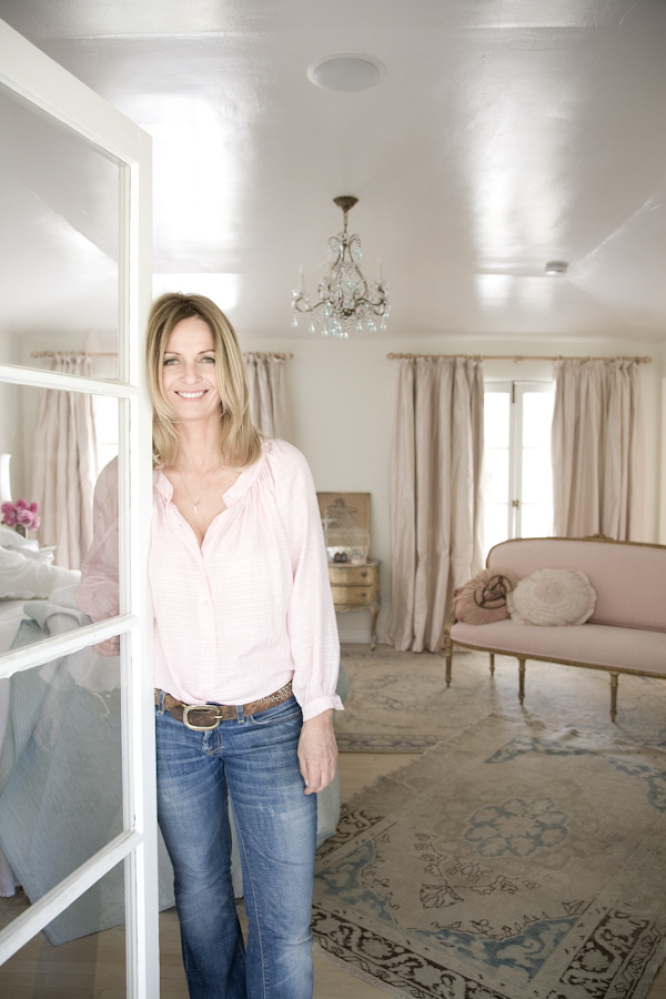 Rachel ashwell on the shabby chic brand and her Rachel ashwell interiors