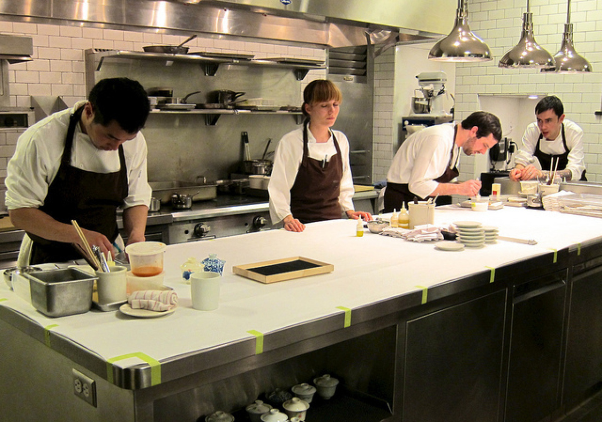 Michelin guide bay area 2012 released photos huffpost for Ame atelier du meuble environnemental inc