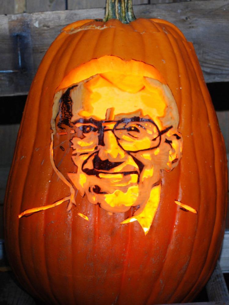 Halloween Pumpkin Carving 6 Amazing Ideas For 2011