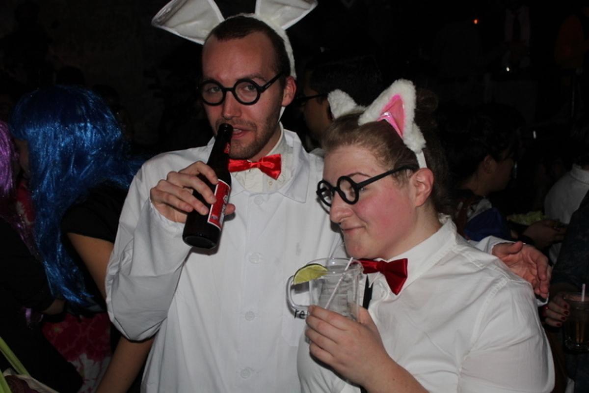 Chemistry Halloween Costumes