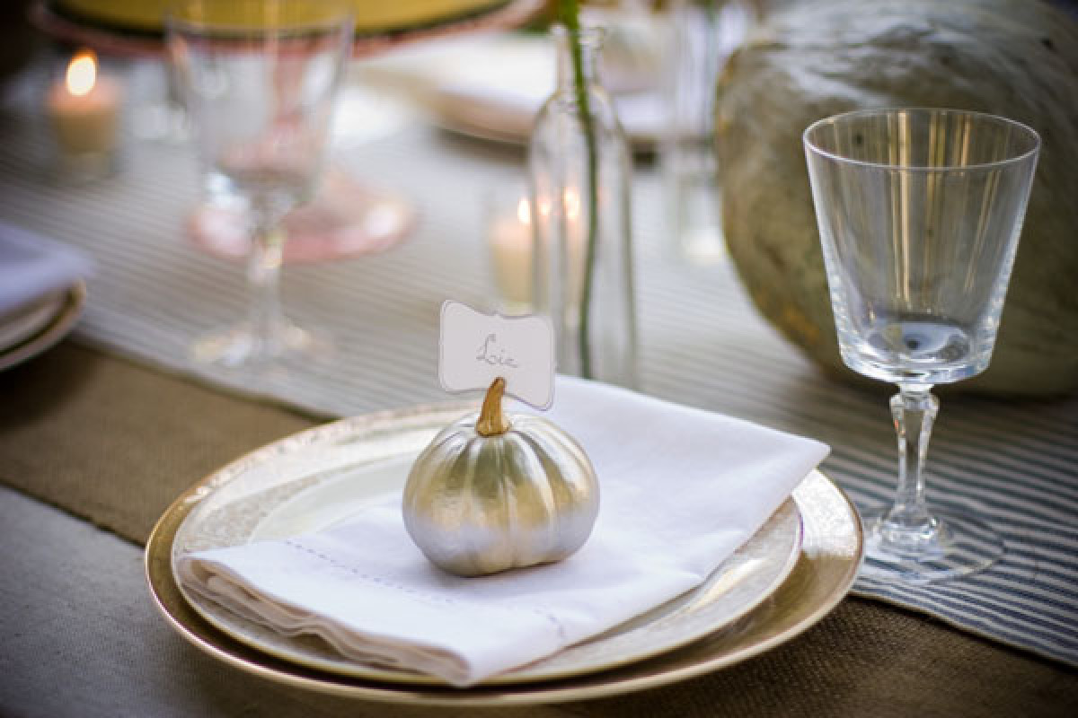 Creative Ideas For Place Cards Photos Huffpost