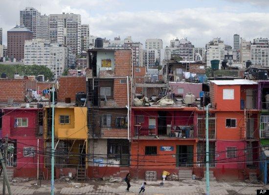 I posti in cui non vorresti mai vivere giornalettismo for Villas en buenos aires