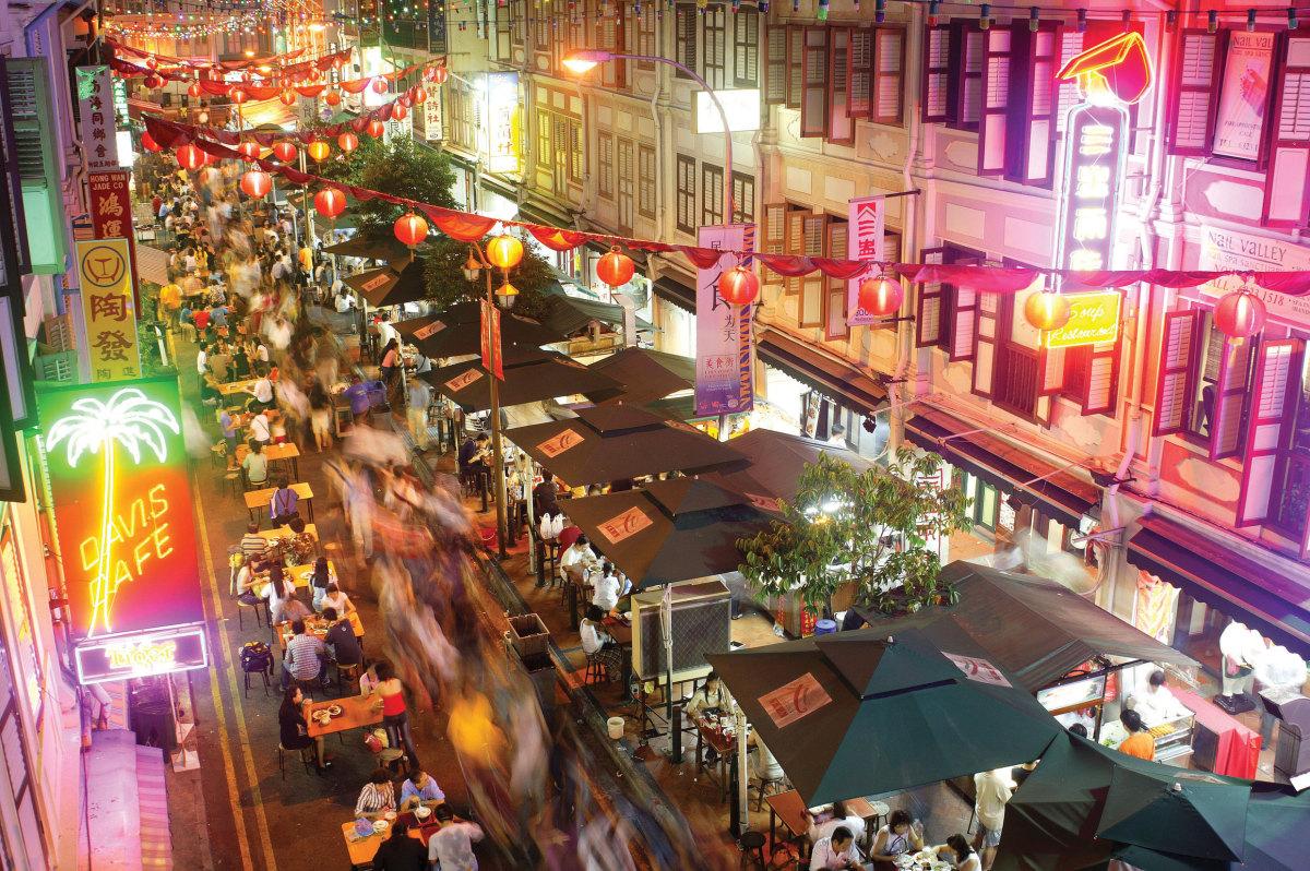 The Street Food Of Singapore (PHOTOS)  HuffPost