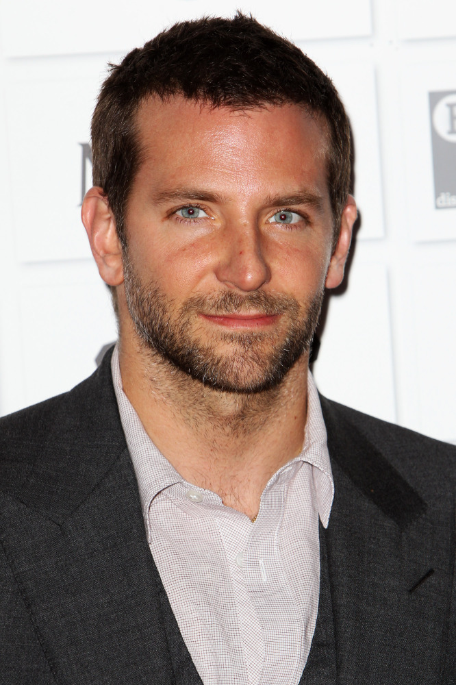 Bradley Cooper Gains 40 Pounds And A Beard For 'American ...