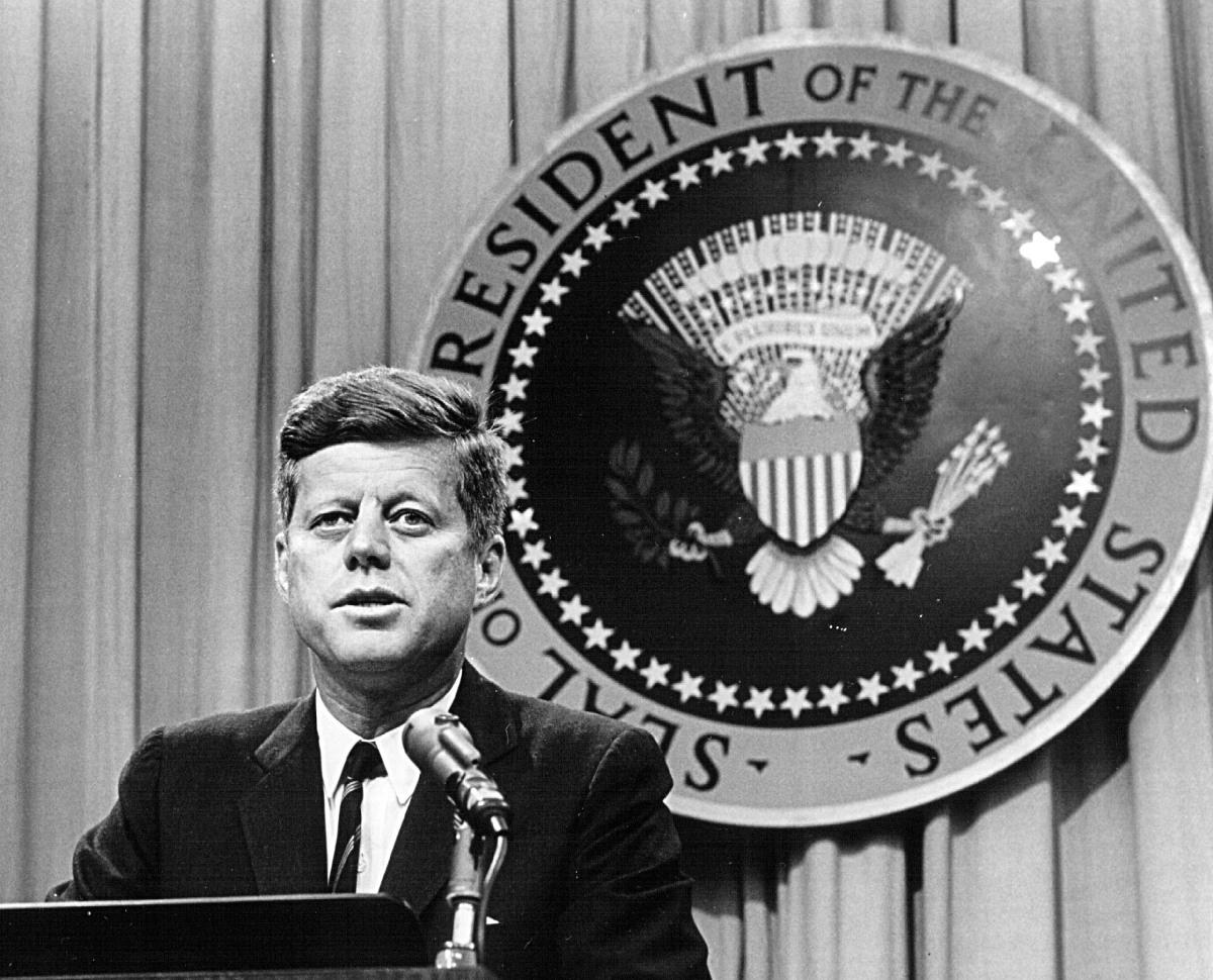 Kennedy Assassination: The 48th Anniversary Of John F Kennedy's Tragic  Death