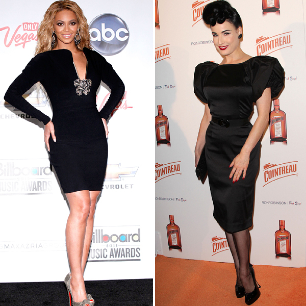 Shop Your Shape: The Best Little Black Dress For Your Body (PHOTOS ...