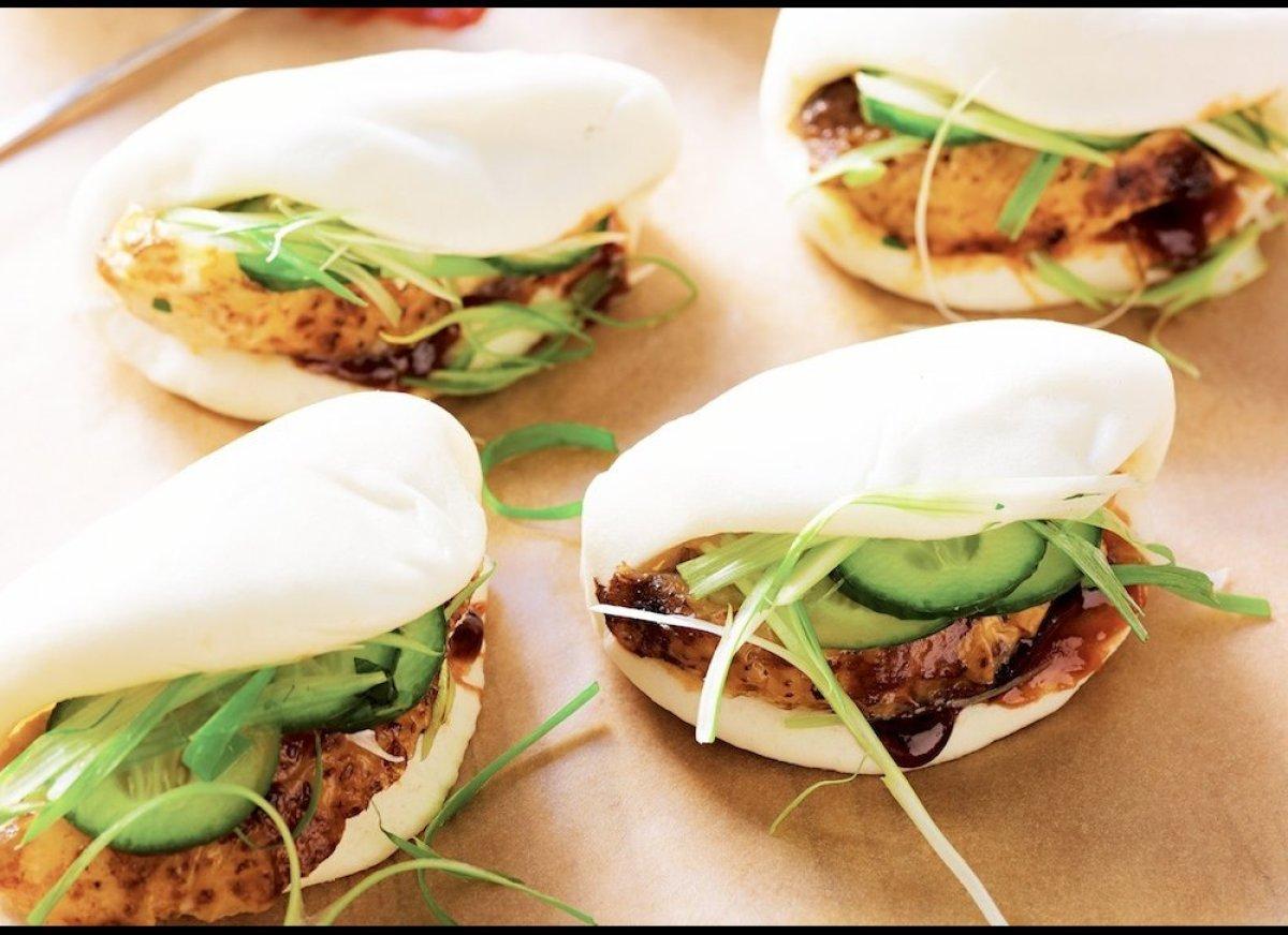 chinese roast chicken buns recipe cantonese spiced pork meatball soup ...