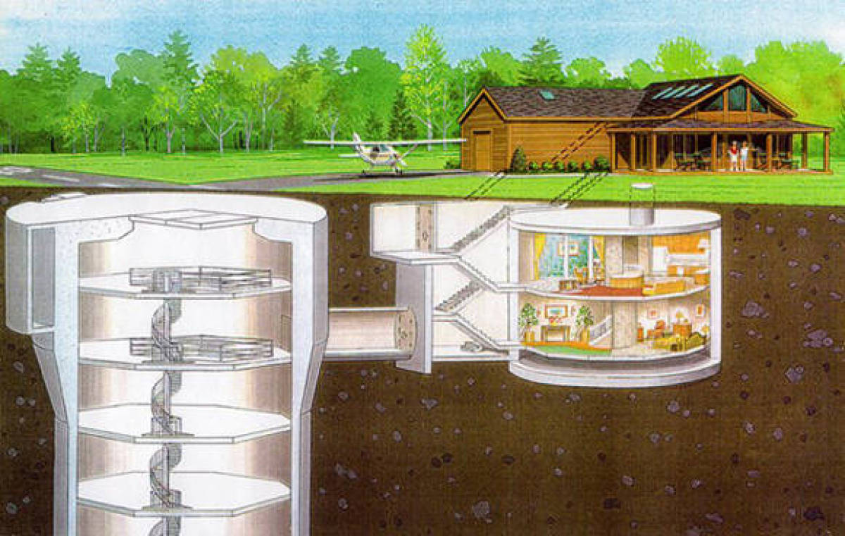 Cold War Era Missile Silo Luxury Home For Sale Is The