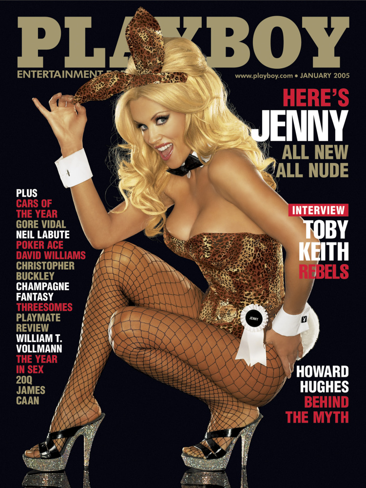 Jenny McCarthy Playboy Cover: Actress Poses Nude At 39 (PHOTO, VIDEO ...