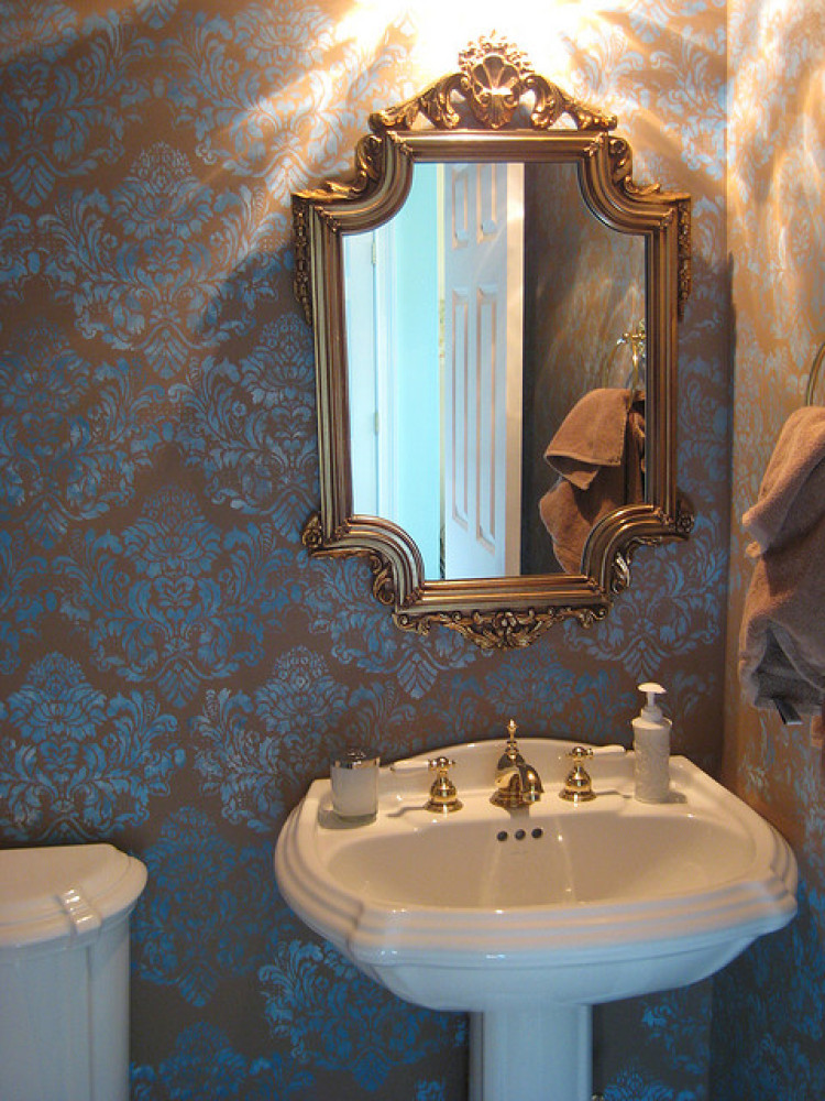 Powder Room Decorating Ideas Photos Huffpost
