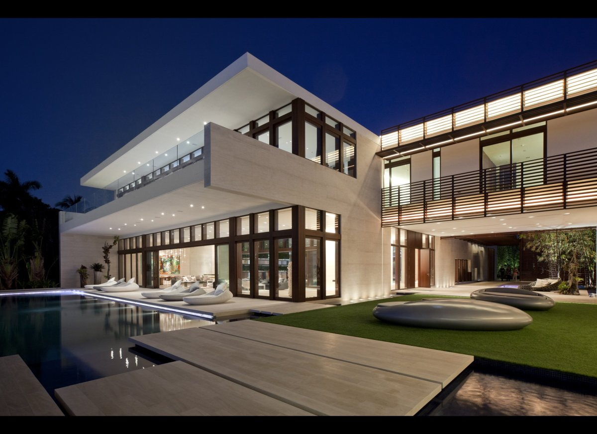 Most Expensive House In Miami 60 Million The Huffington Post