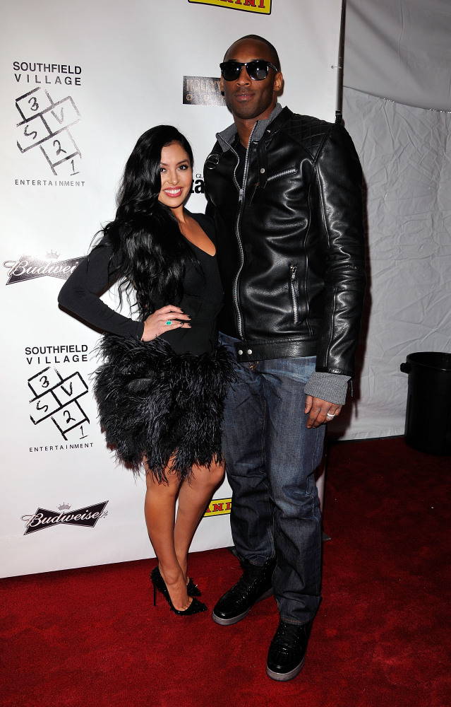 Kobe Bryant's Wife To File For Divorce (VIDEO) | HuffPost