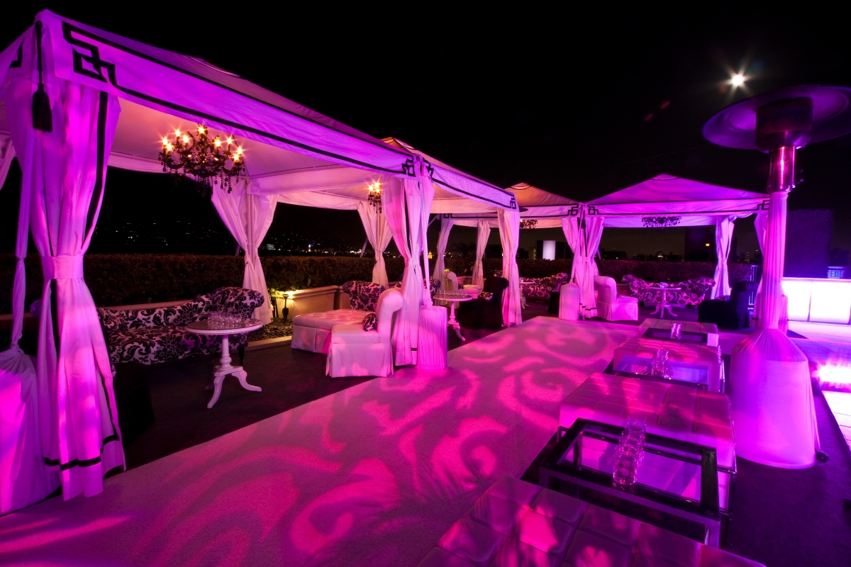 Rooftop Parties: The Hottest New Wedding Trend | The Huffington Post