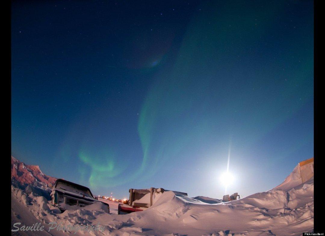 Las mejores fotos de Aurora Austral y Boreal