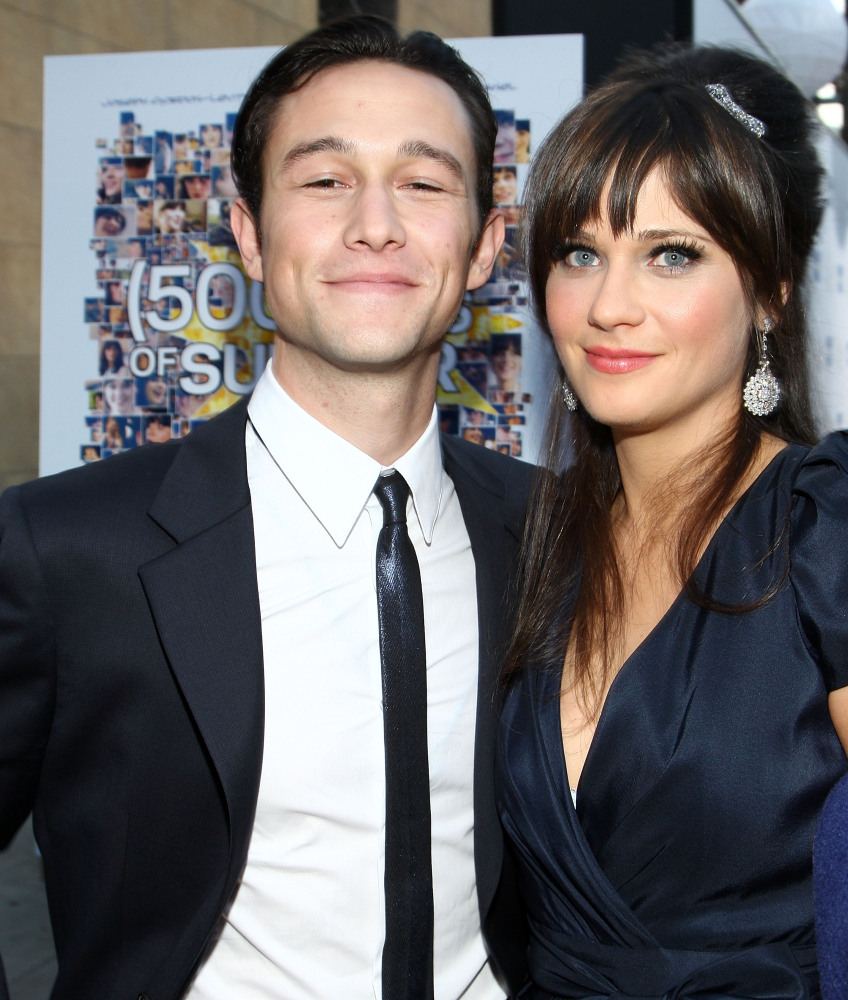 zooey deschanel and joseph gordon levitt relationship help