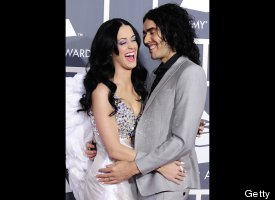 Russell Brand 'Happy,' Doing 'Quite Well' After Divorce