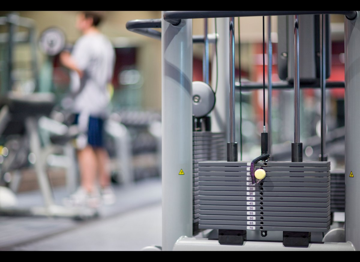 How To Navigate Over Crowded January Gyms Huffpost