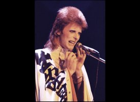 David Bowie Turns 65 Glam Rock Space Oddity Reaches