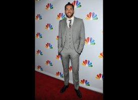 NBC Tribute, Zachary Levi Makeout