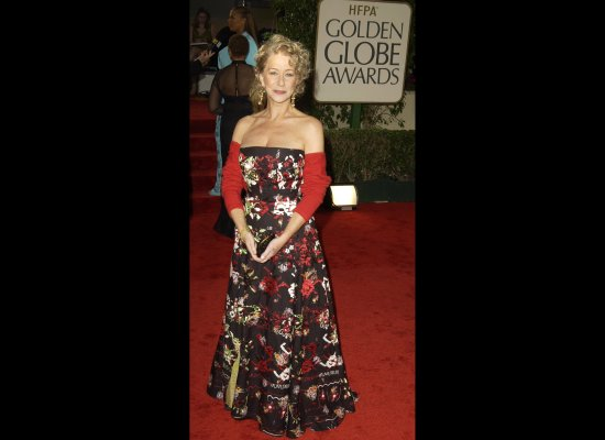 Worst Golden Globes Dresses Of All Time