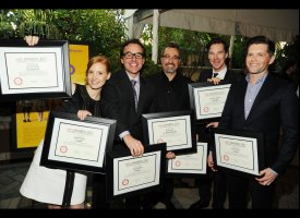 AFI Awards Luncheon 2011: Movies, TV Shows Honored