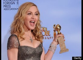 Madonna Hits Back At Ricky Gervais