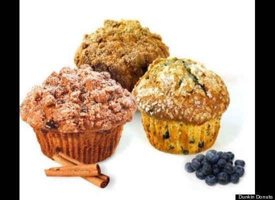 Coffee Cake Muffins Recipe Dunkin Donuts