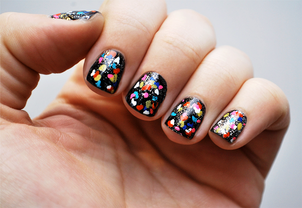 Fourth Of July Nail Art That Puts The Stars In The