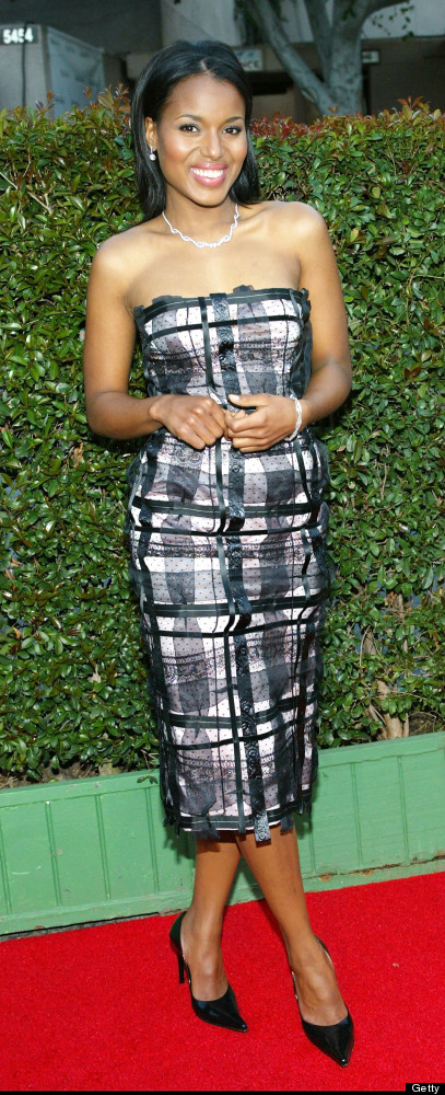 Kerry Washington Reveals Latest Scandal Collection For