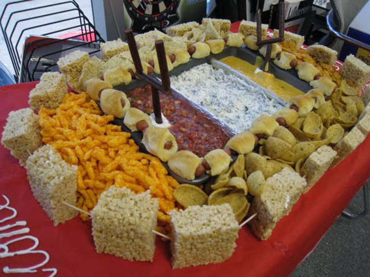 Super Bowl Treats | Mrs. Dessert Monster |Super Bowl Goodies