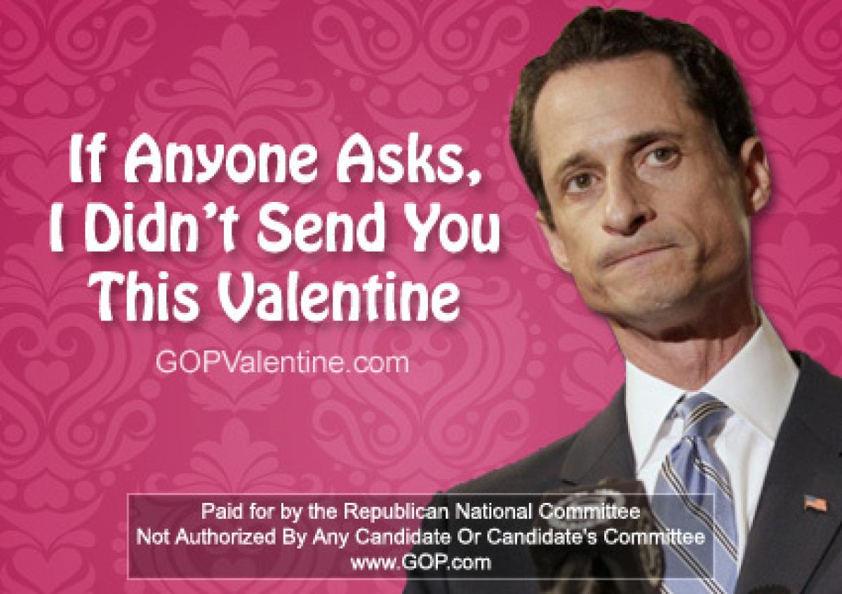 Republican Valentines Day Cards Jab Democrats PHOTOS – Gop Valentines Day Cards