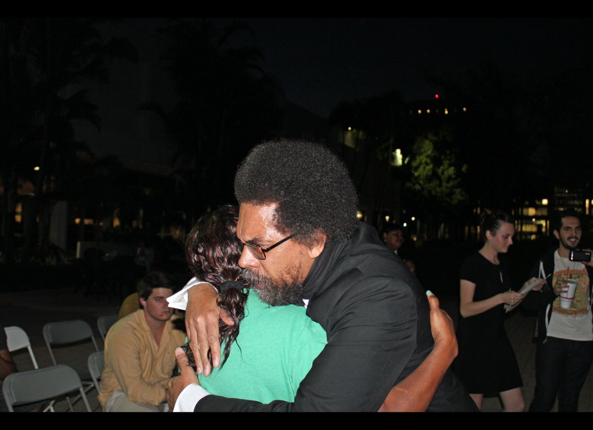 michael eric dyson deems his public critique of cornel west vital cornel west at university of miami