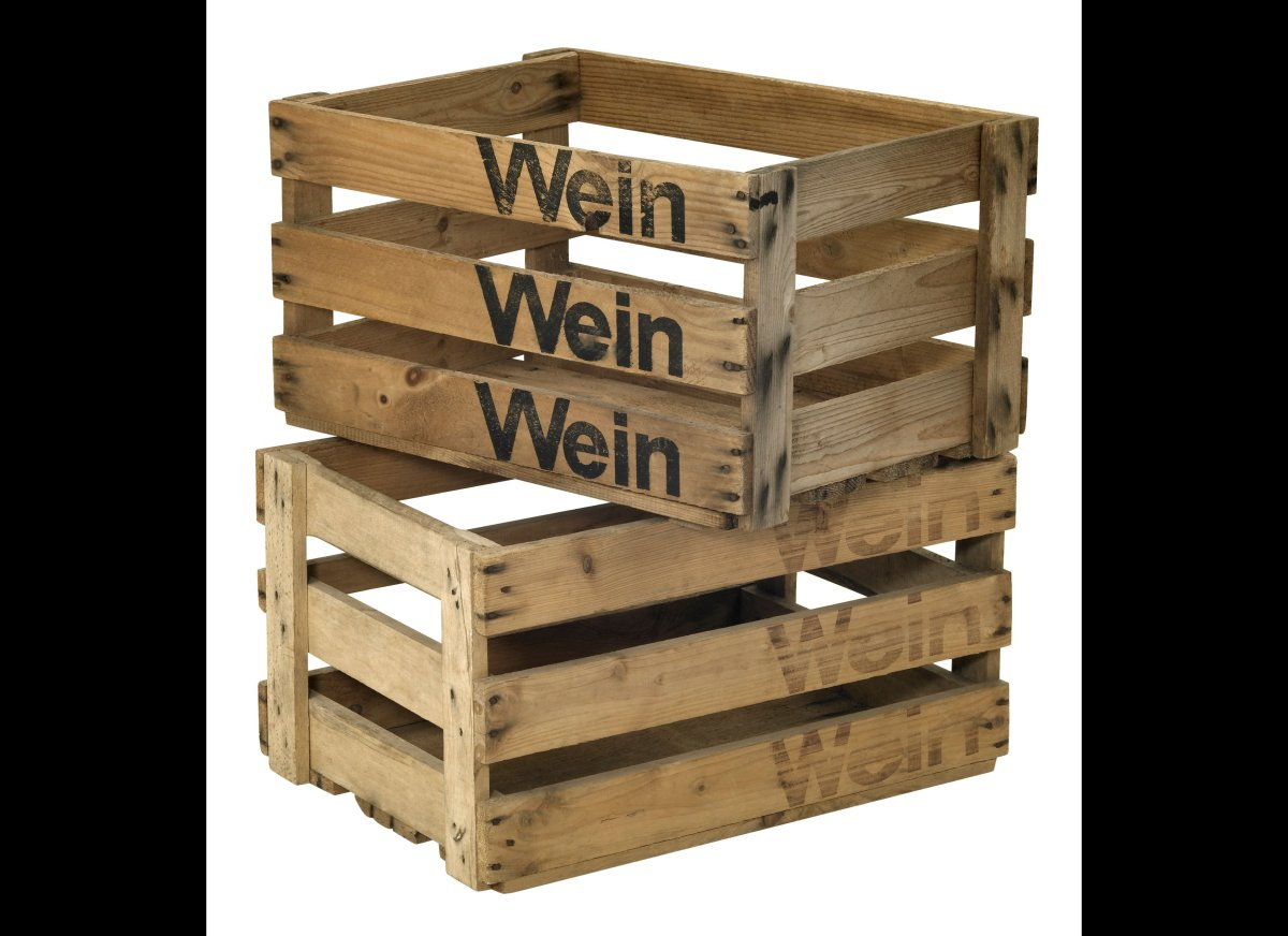 Wine crate recycling tips for home projects huffpost What to do with wine crates